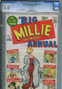 Millie the Model Annual #1 CGC 5.0   (1962) Marvel's 1st Annual with all new stories.