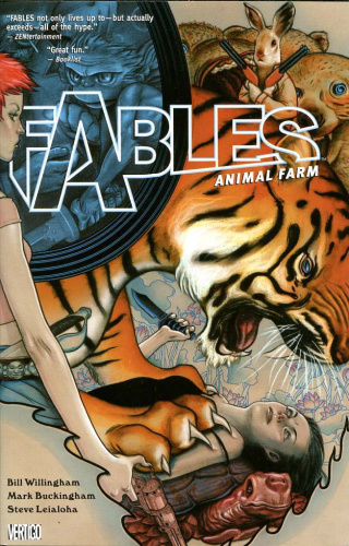 Fables Vol. 02 Animal Farm TPB
