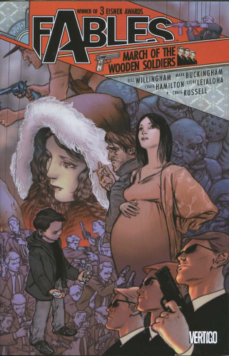 Fables Vol. 04 March Of The Wooden Soldiers TPB