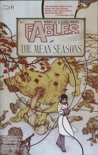 Fables Vol. 05 The Mean Seasons TPB