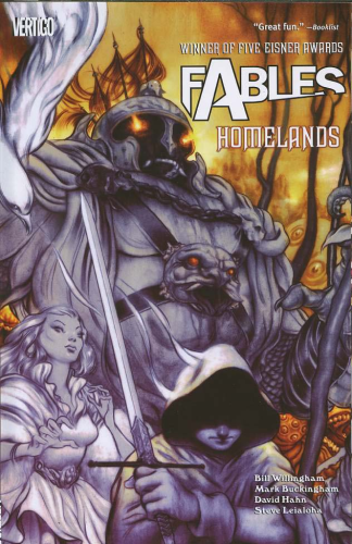 Fables Vol. 06 Homelands TPB