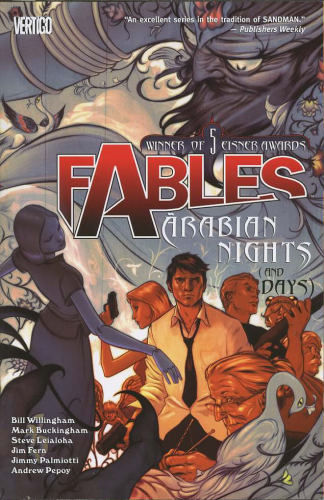 Fables Vol. 07 Arabian Nights (And Days) TPB