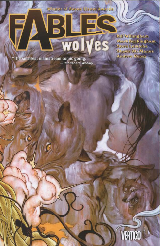 Fables Vol. 08 Wolves TPB