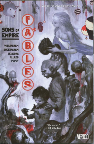 Fables Vol. 09 Sons Of Empire TPB