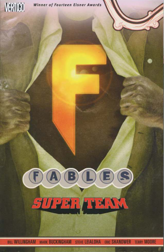 Fables Vol. 16 Super Team TPB