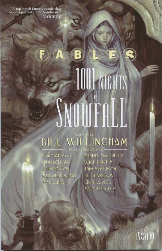 Fables: 1001 Nights Of Snowfall TPB