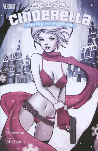 Cinderella: Fables Are Forever TPB