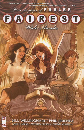 Fairest Vol. 1 Wide Awake TPB