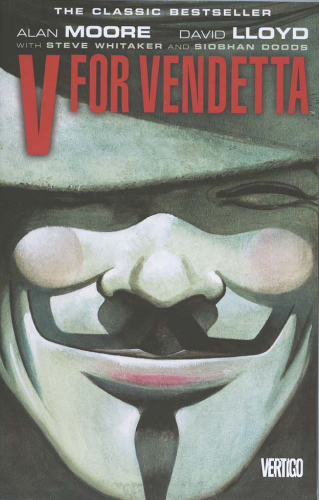 V For Vendetta TPB