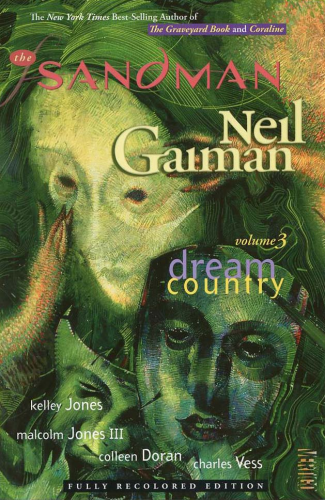 Sandman Vol. 03 Dream Country TPB