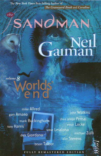 Sandman Vol. 08 Worlds' End TPB