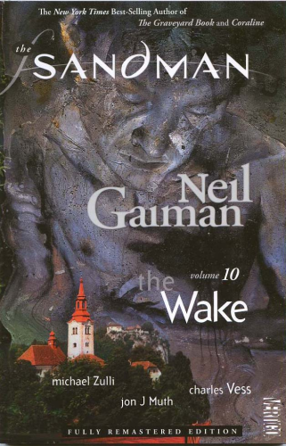 Sandman Vol. 10 The Wake TPB
