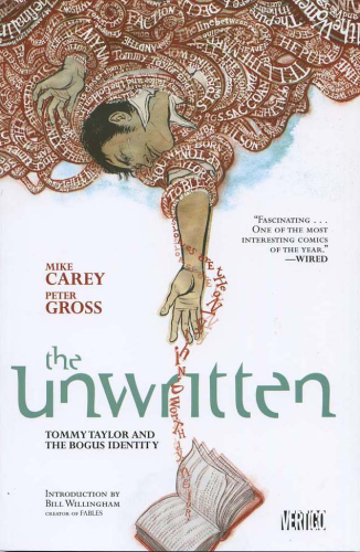 Unwritten Vol. 1 Tommy Taylor And The Bogus Identity TPB