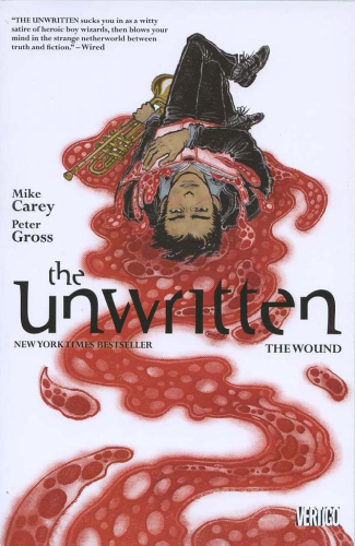 Unwritten Vol. 7 The Wound TPB