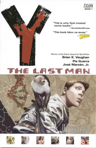 Y: The Last Man Vol. 01 Unmanned TPB