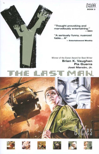 Y: The Last Man Vol. 02 CyclesTPB