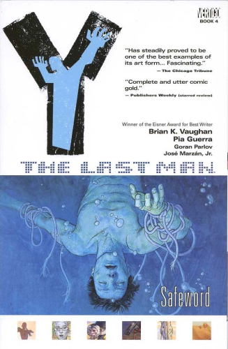 Y: The Last Man Vol. 04 Safeword TPB