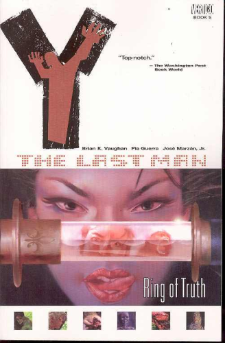 Y: The Last Man Vol. 05 Ring Of Truth TPB