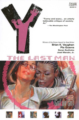 Y: The Last Man Vol. 06 Girl On Girl TPB