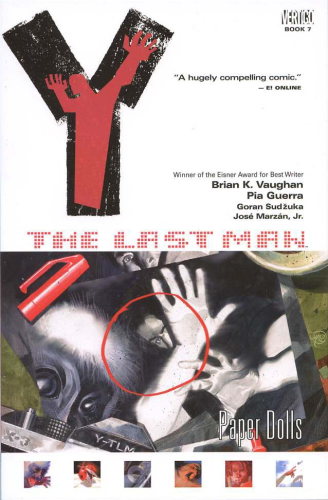 Y: The Last Man Vol. 07 Paper DollsTPB