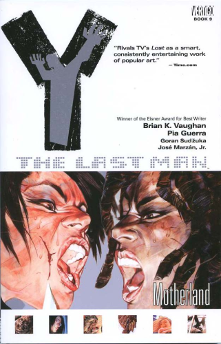 Y: The Last Man Vol. 09 Motherland TPB