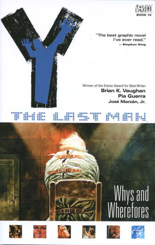 Y: The Last Man Vol. 10 Whys And Wherefores TPB