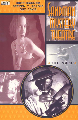 Sandman Mystery Theatre: The Vamp TPB 3