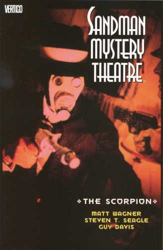 Sandman Mystery Theatre: The Scorpion TPB 4