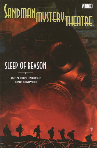 Sandman Mystery Theatre: Sleep Of Reason TPB