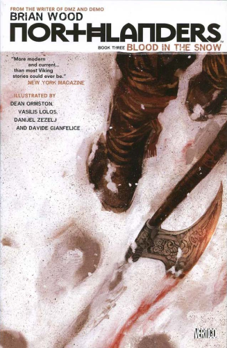 Northlanders Book 3: Blood In The Snow TPB