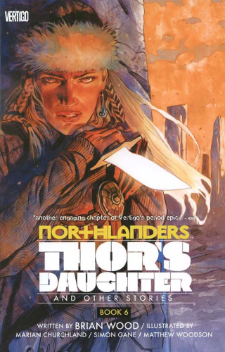 Northlanders Book 6: Thor's Daughter TPB
