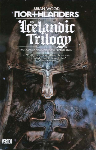 Northlanders Book 7: The Icelandic Trilogy TPB