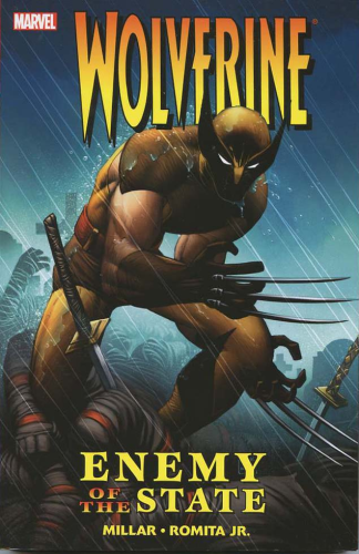 Wolverine: Enemy Of State Ultimate Collection TPB