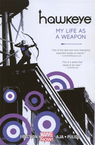 Hawkeye TP 1:  My Life As A Weapon