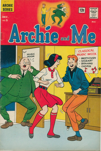 Archie and Me # 5