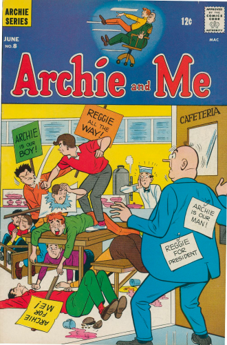 Archie and Me # 8
