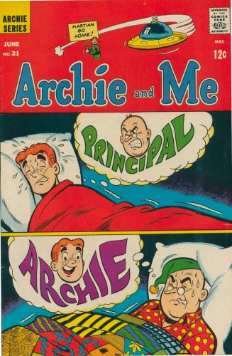 Archie and Me #21