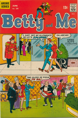 Betty and Me #14