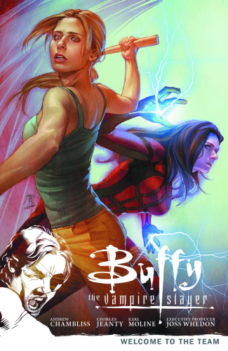 Buffy The Vampire Slayer Season 9 vol. 4: Welcome To Team