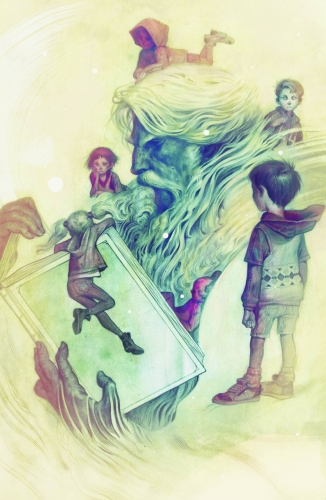 Fables Vol. 17 Inherit the Wind