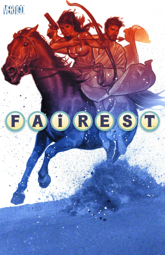 Fairest Vol. 3 Return of the Maharaja TP (SHIPS after May 28, 2014)
