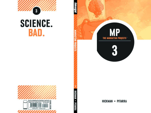 Manhatten Projects Vol.3 Building! TPB