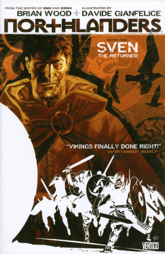 Northlanders Book 1: Sven the Returned TPB