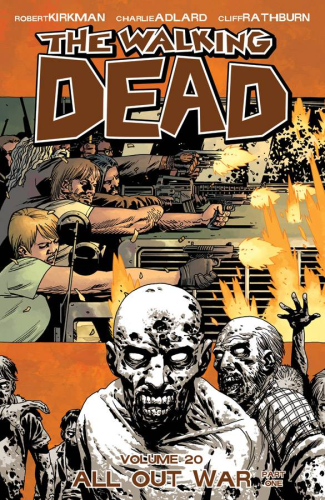 Walking Dead Vol. 20: All Out War I  TPB