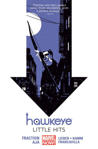 Hawkeye TP 2: Little Hits Now