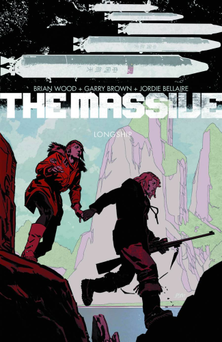 Massive Vol. 3:  Longship TPB  (SHIPS June 25, 2014)