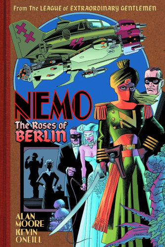 Nemo: Roses of Berlin HC