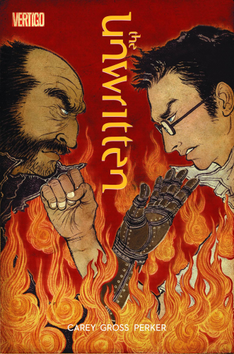 Unwritten Vol. 6 Tommy Taylor War of Words  TPB