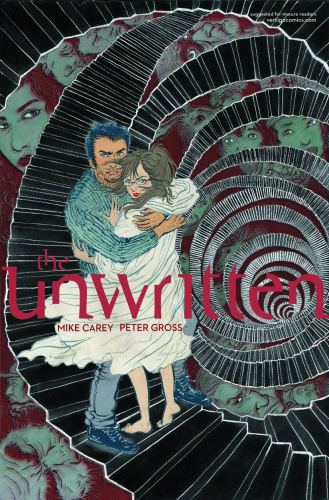 Unwritten Vol. 8 Orpheus in the Underworlds  TPB