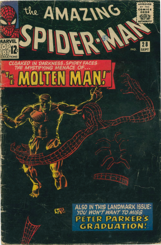 Amazing Spider-Man # 28